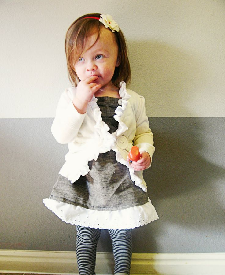 little girl clothing tutorials AND sewing tutorials!