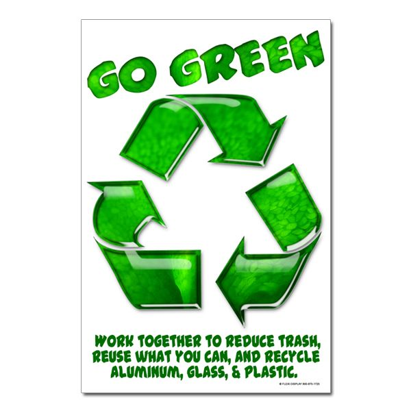 21 Good Reasons To Go Green