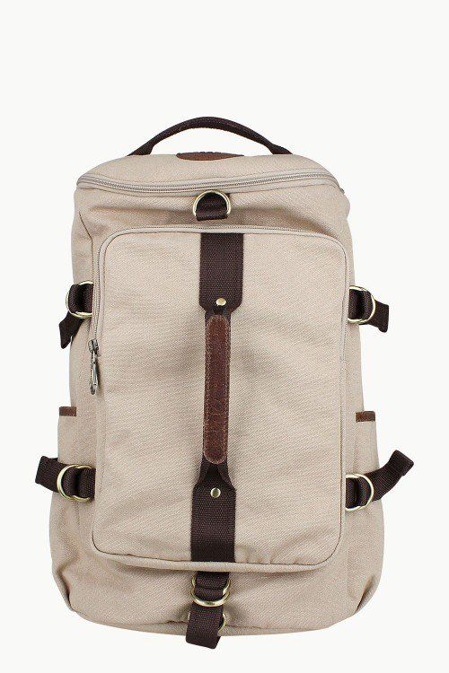 Solid Canvas Multi Use Drum Bag Mens Bags 2018 And Accessories