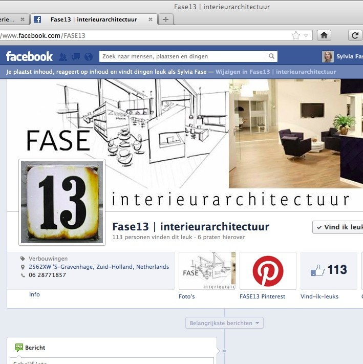 #blogpost ~ facebookpage of #FASE13 has received '113' likes! ~ are you a fan?