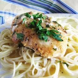 Recipe photo: Slow cooker lemon garlic chicken