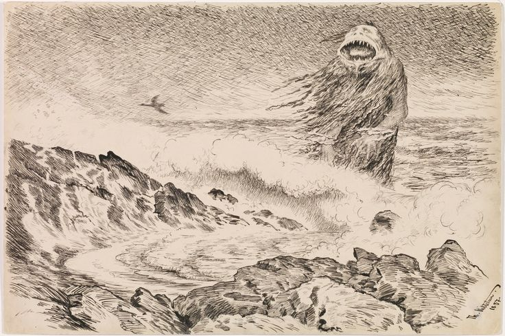 theodor kittelsen - Google Search