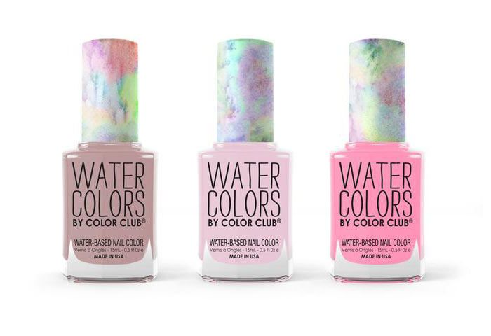 List Of Cruelty Free Water Based Nail Polish Water Based Nail