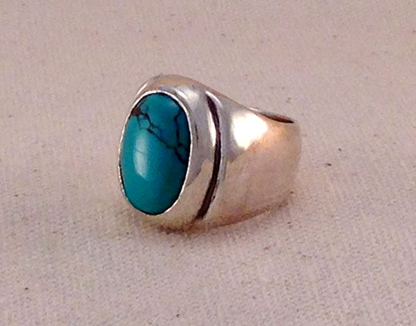SMALL TURQUOISE ☠ Fine Light Trading