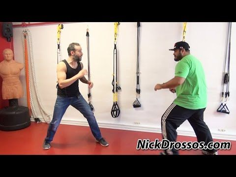 Best Distance to Keep in a Street Fight - YouTube