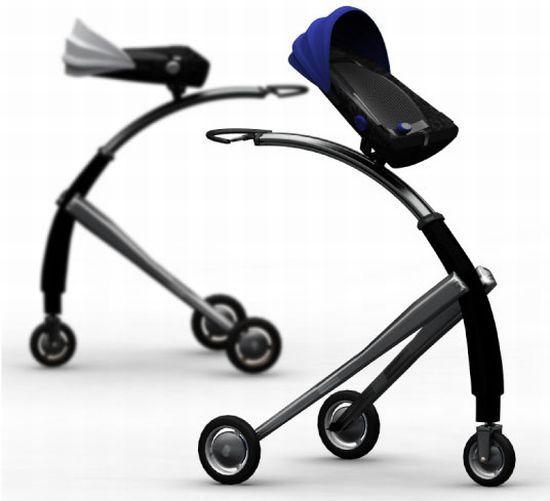 Eco Multiple Stroller (South Korea)   #Stroller #Pushchair #Design