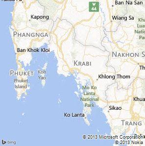 Krabi attractions