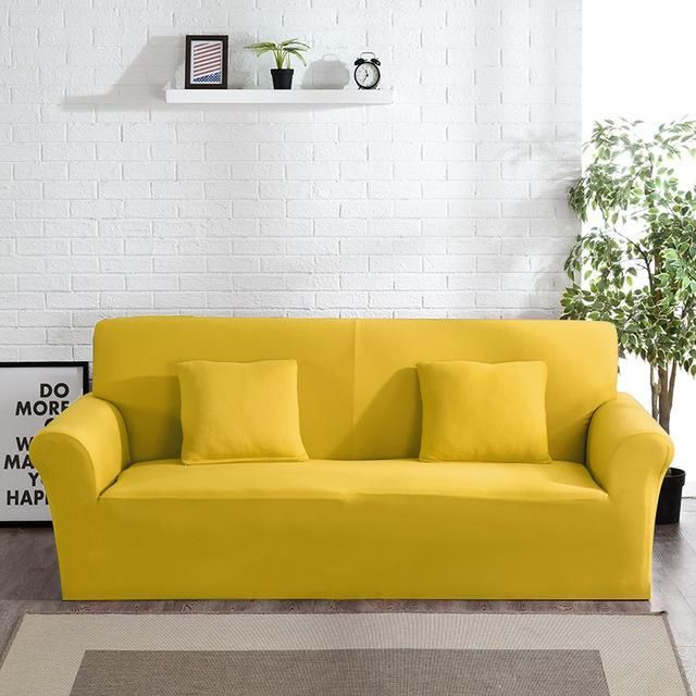 Washable Elastic Sofa Cover 16 Color Each For Everyone In 2020 Modern Sofa Living Room Sofa Covers Couch Covers