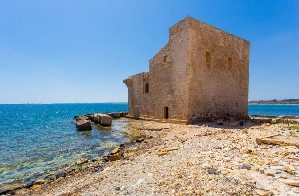 Riserva di Vendicari Nature Reserve  Beautiful beaches with fine and clear sand #sicily #sea #visitsicily