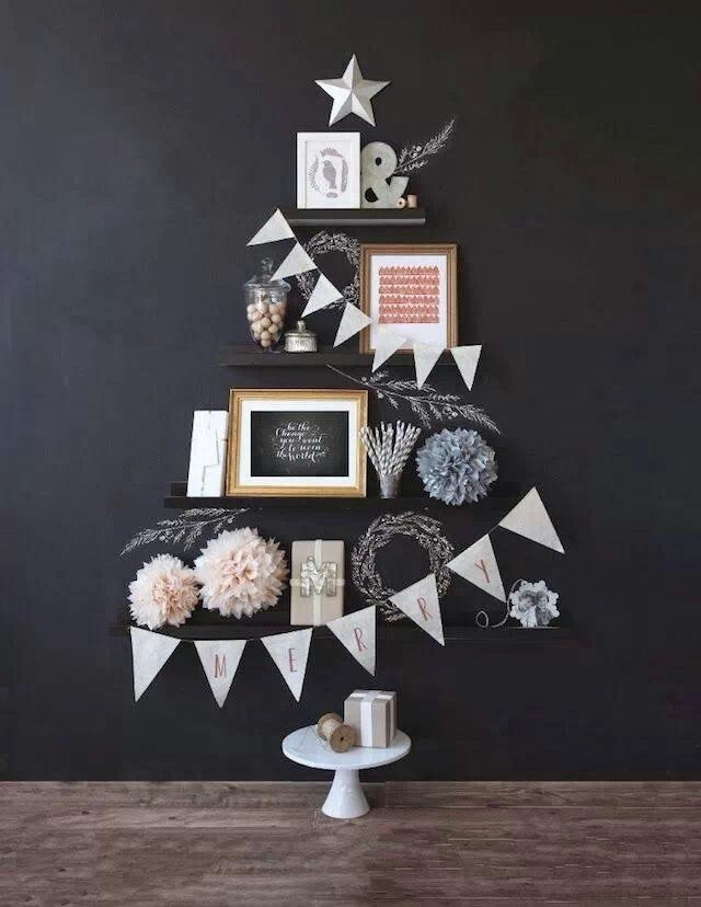 Christmas Card Display Inspiration