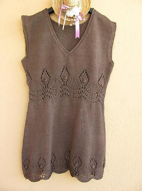 Knitting Summer Tunic : Best knitting tunics and dresses images on pinterest