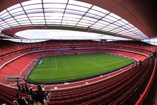 #Arsenal #EmiratesStadium