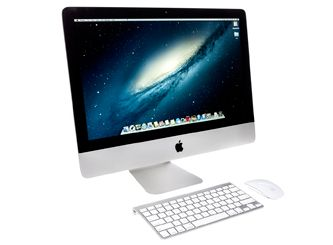 The Apple iMac 21.5-inch (Late 2012) [4 out of 5 stars]