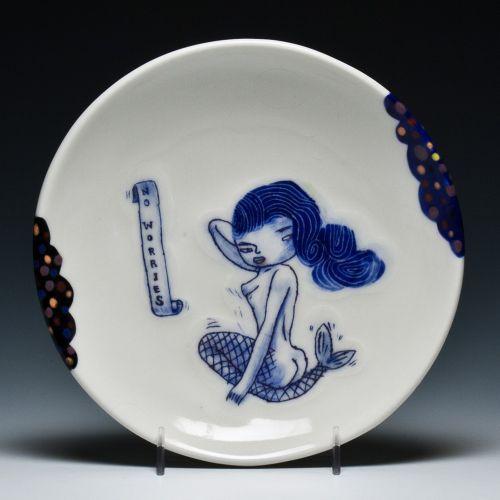 Kevin Snipes Plate & 410 best Ceramic Plates images on Pinterest   Ceramic plates ...
