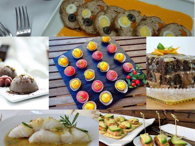Venga, que ya queda nada para la cena del 24 de diciembre. La autora del blog JULIA Y SUS RECETAS te da ideas para deleitar a los invitados ese día.