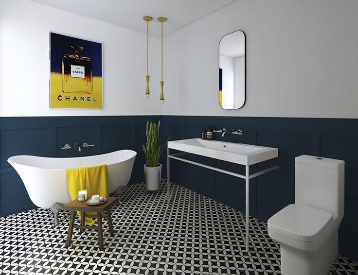 the powder room blog reece bathrooms traditional thumb