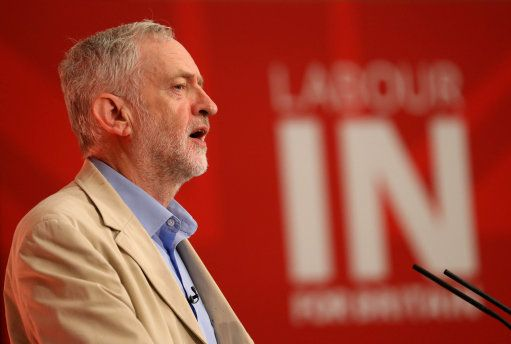 Jeremy Corbyn had one group to convince today—and he failed