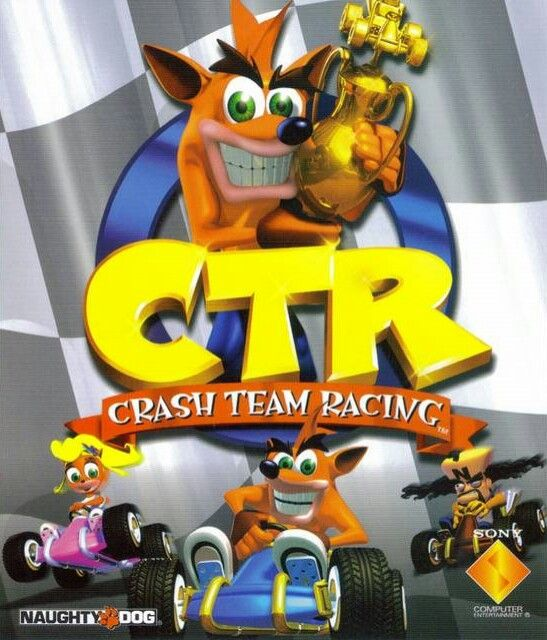 Crash Team Racing!
