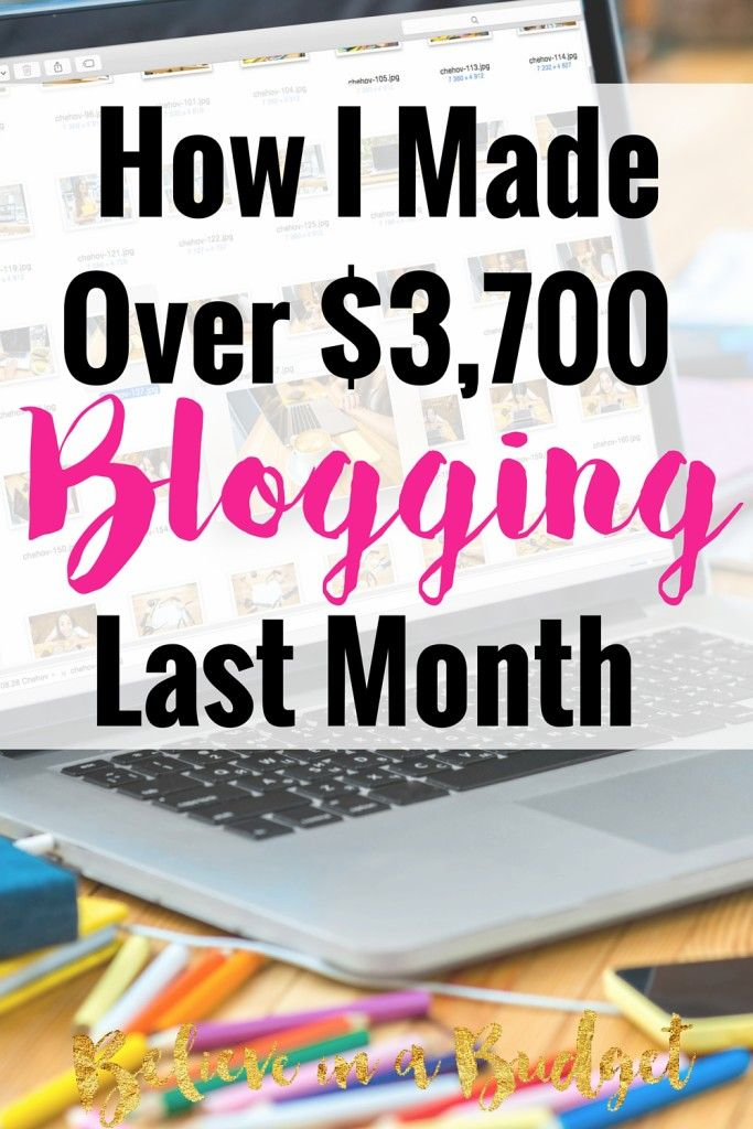 Here is my latest online income report. Every month I share how much money I have made from blogging. Anyone can make money with their blog! Here's all my income and expenses in this online income report.