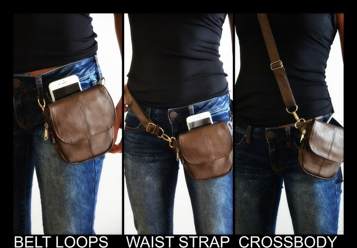 @hipzbag The bronze waist bag from Hipzbag is the best of three worlds! Go hands free and wear it 3 different ways.