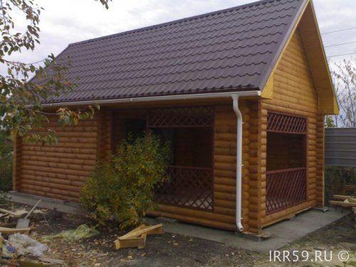 Строительство деревянных домов и бань - Россия , Тверская обл. , Тверь - Бесплатные объявления