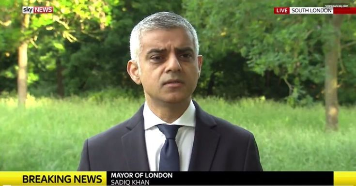 Did Mayor of London issue Alarming Situation for any expected Terrorist Attack?