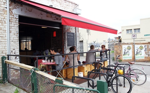 Espresso Alley,   New kid on the block...I should check it out soon