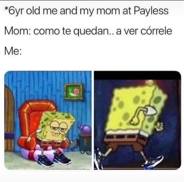 Spongebob Spanish Meme Funny Spongebob Memes Funny Memes Pinterest Memes