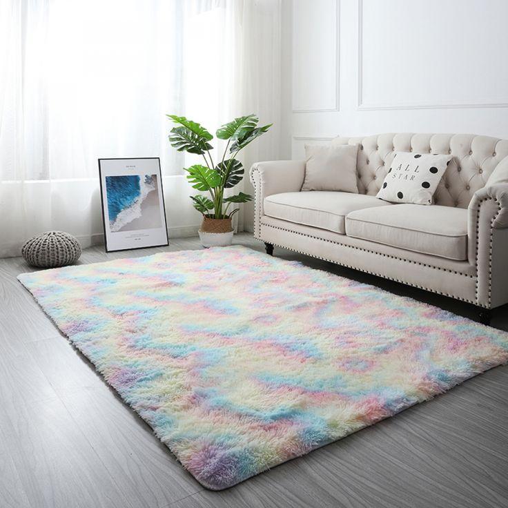 Color Carpet 2020 Modern Bedroom Living Room Rectangular ...