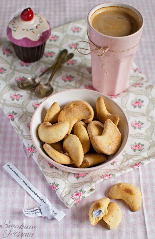 Chińskie ciasteczka z wróżbą by Smakiempisany