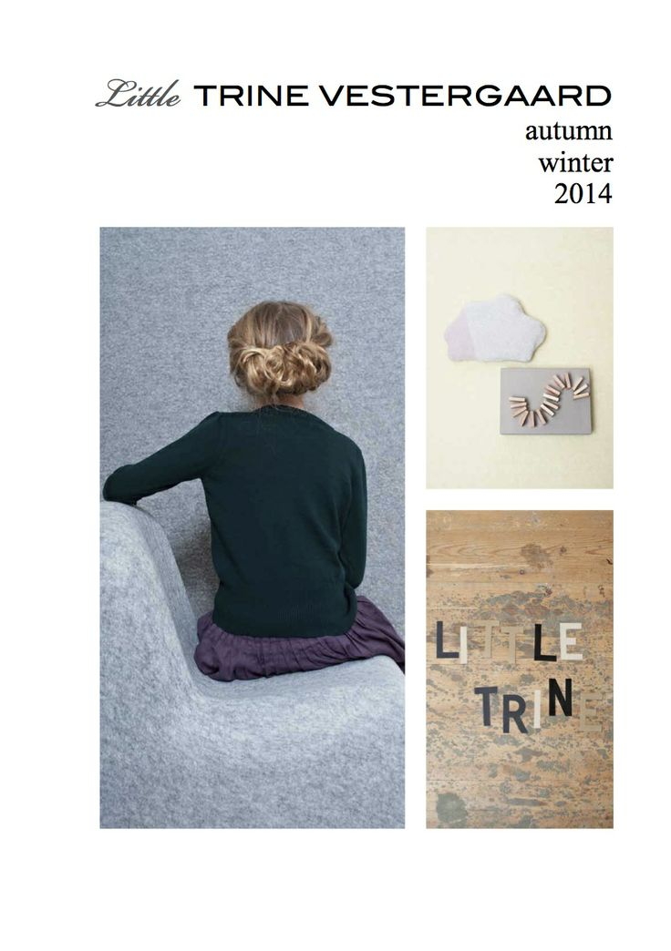 #styleplay #catalogue #trinevestergaard #knit - hair http://www.by-ankjaer.dk - layout/AD Lotte Korntved