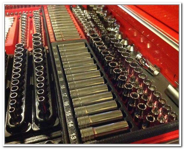 Snap On Tool Box Drawer Organizer