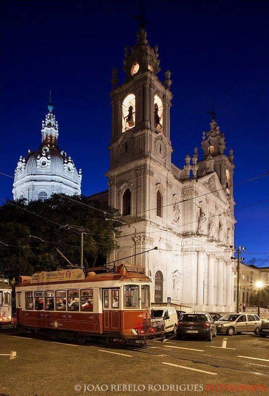 Basílica da Estrela, Lisboa - João Rodrigues