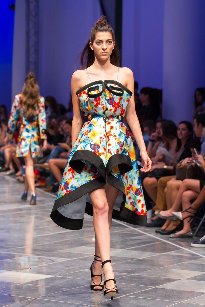 EUGENIO LOARCE - Valencia Fashion Week SS 2015: