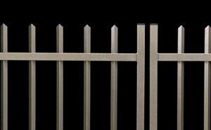Puertas batientes Ultra.#valla, #vallas, #vallado, #vallados, #mallas, #mallas-metalicas, #vallas-jardin y #cerramientos-vallas. Más información en www.rivisa.com