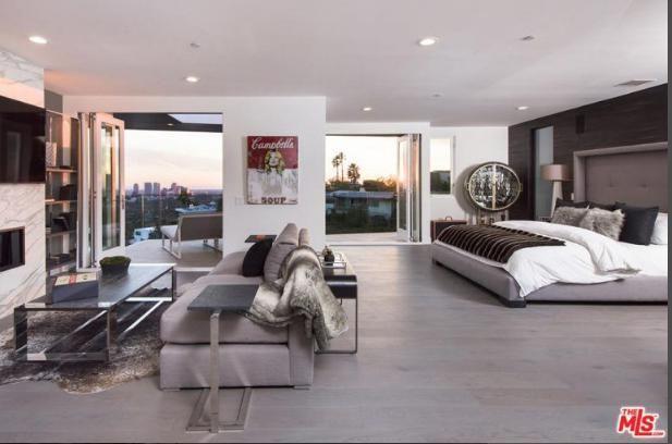 Dormitorio Principal Moderno