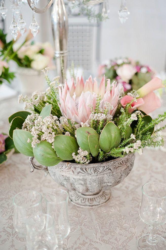 Super Romantic Blush Pink Spring Wedding {D'amor Photography}