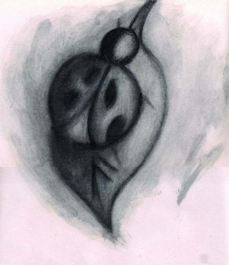 Ilustración Carboncillo