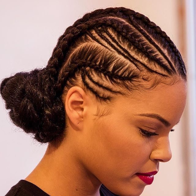 Marvelous 1000 Images About African American Hairstyles On Pinterest Hairstyles For Women Draintrainus