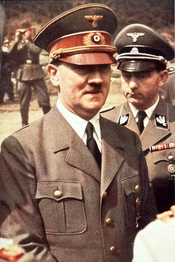 nazi germany and gestapo Surveillance decree helped build nazi state  in 1933, hitler demanded that  germany's president, hindenburg, sign what became known as.