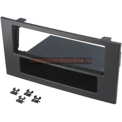 Rama adaptoare Ford Mondeo,pt. autovehicule cu radiouri Visteon,negru, 1 DIN - 000333
