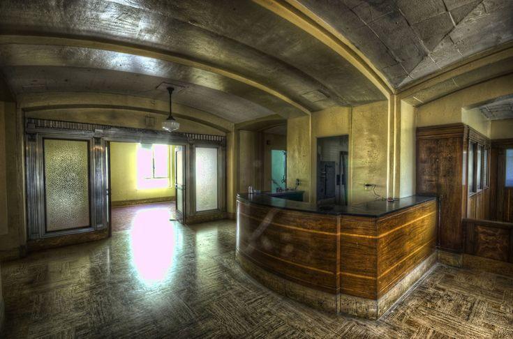 Linda Vista Hospital, haunted LA. Creepy Abandoned Haunted ...