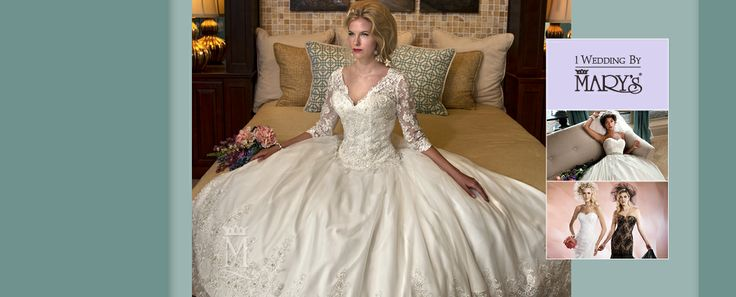 Bridal Dresses by Mary's Bridal Gowns