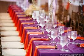 purple indian wedding decorations - Google Search