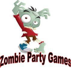Zombie Party Games. These should be perfect for my 11 year old daughters walking dead party!