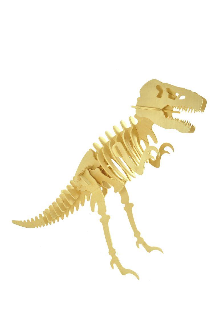 Large T-Rex puzzle.