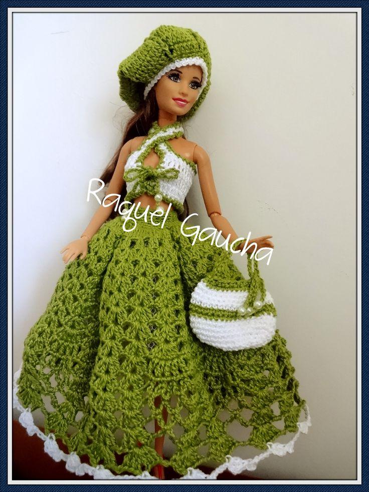 475 best Kleidung für Barbie images on Pinterest | Barbiekleidung ...