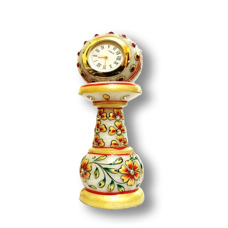 Meenakari  Table Watch