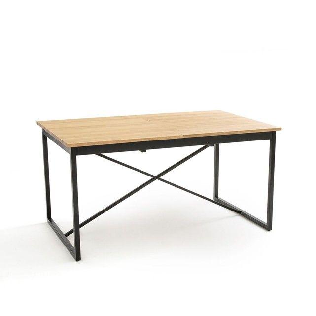 Table Repas A Allonges 6 A 10 Couverts Nova Chene La Redoute Interieurs La Redoute Table A Manger Table En Chene Couvert
