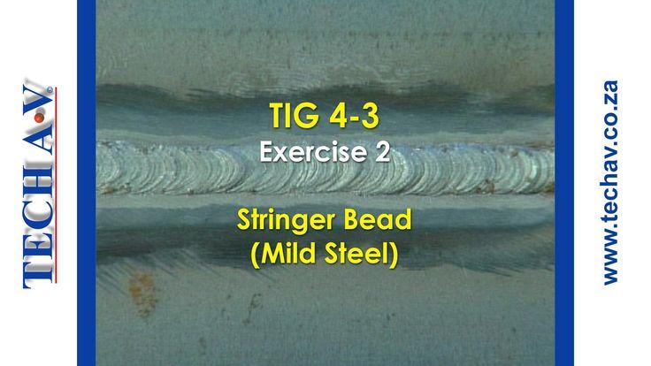 Tungsten Inert Gas Welding (TIG Welding)  Part 15 of 19